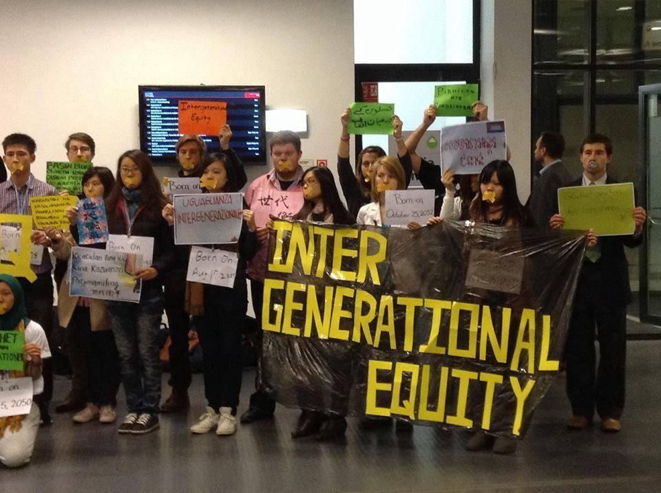 #YoFuGe @COP19 und andere Geschichten