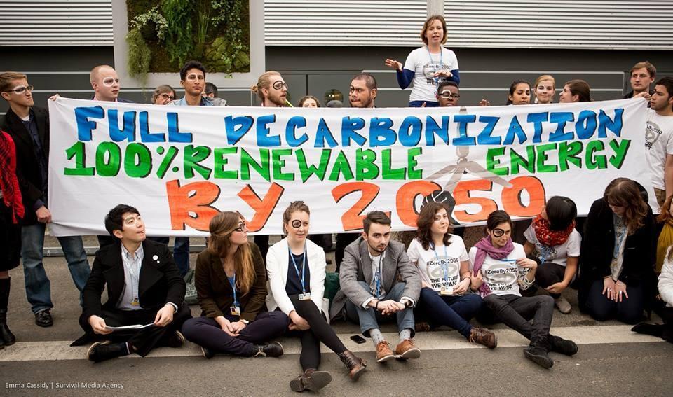 Eine Welt ohne fossile Energien — nicht mehr und nicht weniger