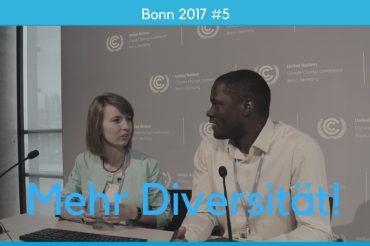 Warum es wichtig ist, dass mehr Jugendliche aus dem globalen Süden an den Klimaverhandlungen teilnehmen können