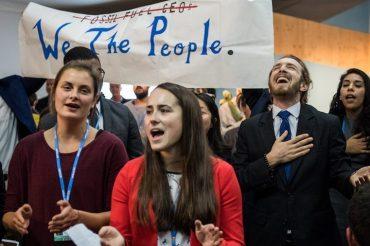 USA bejubeln Kohle — das einsamste Event der COP 23