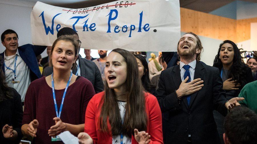 USA bejubeln Kohle — das einsamste Event der COP23