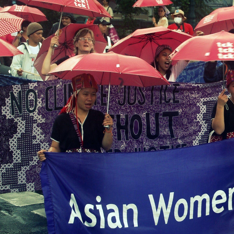 Was der Weltfrauentag mit dem Klimawandel zu tunhat