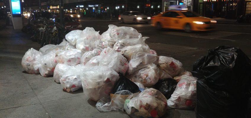 Life in plastic – not so fantastic!