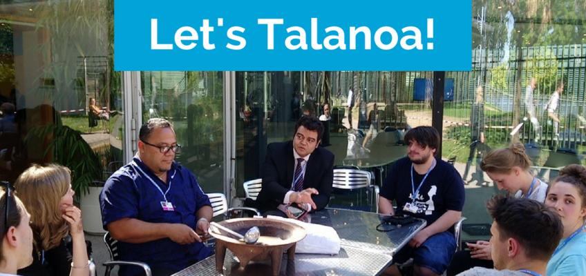 Let's Talanoa!