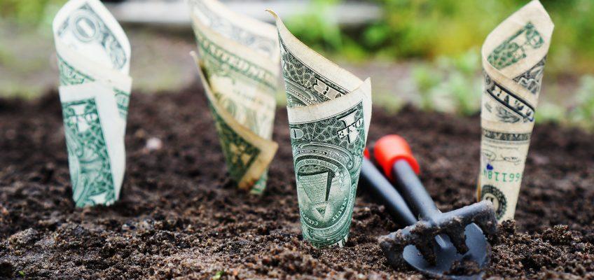 Money makes the world goround