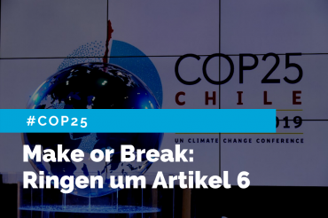 Make or Break: Ringen um Artikel 6