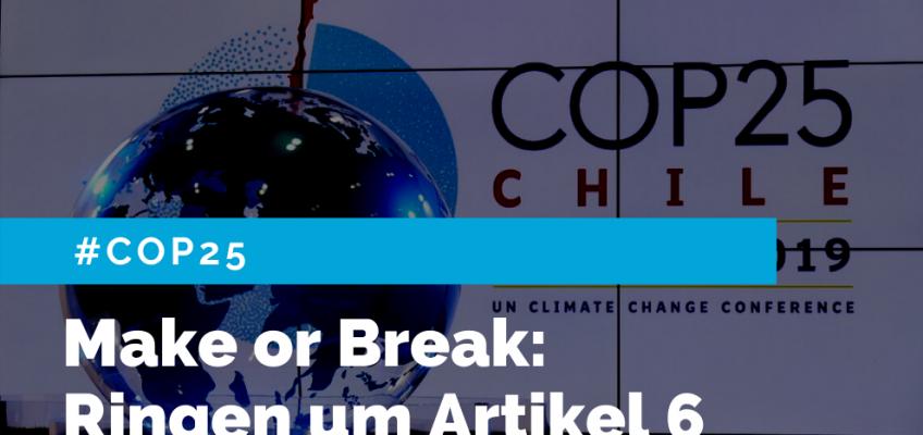 Make or Break: Ringen um Artikel 6